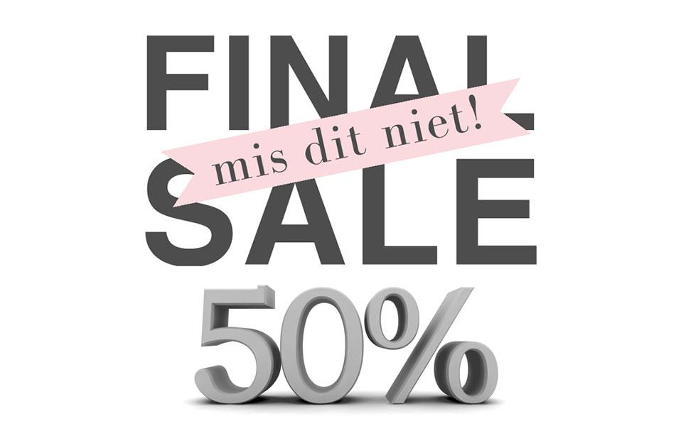 Winter Sale -50 %