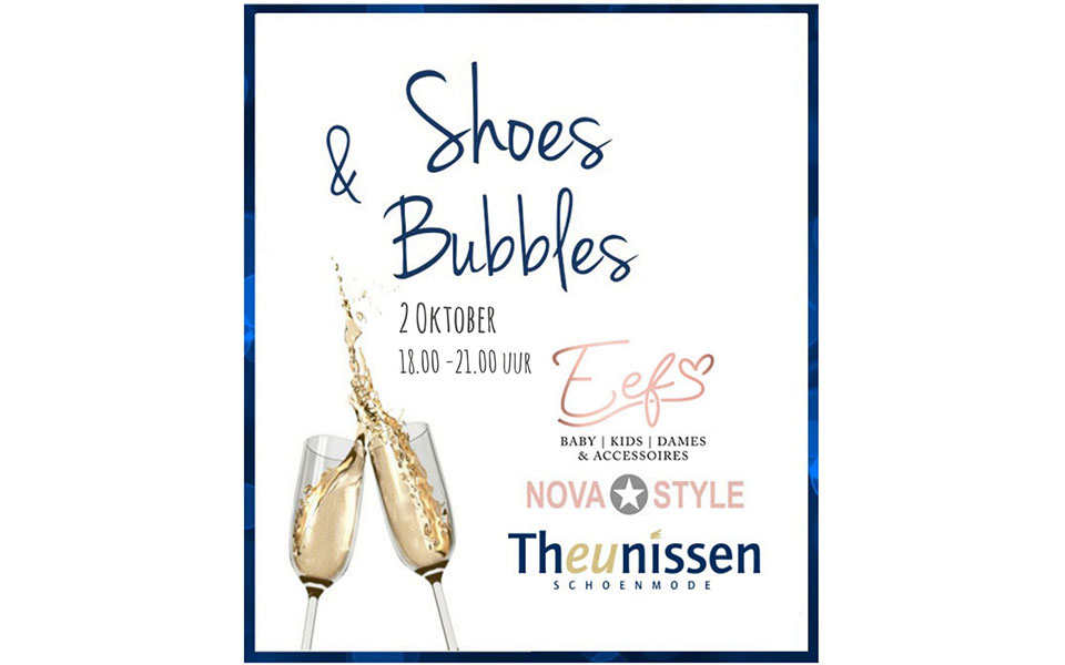 Shoes and Bubbles 2 Oktober 2020